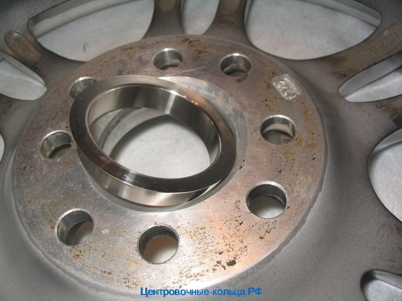 Центровочные кольца для литых дисков